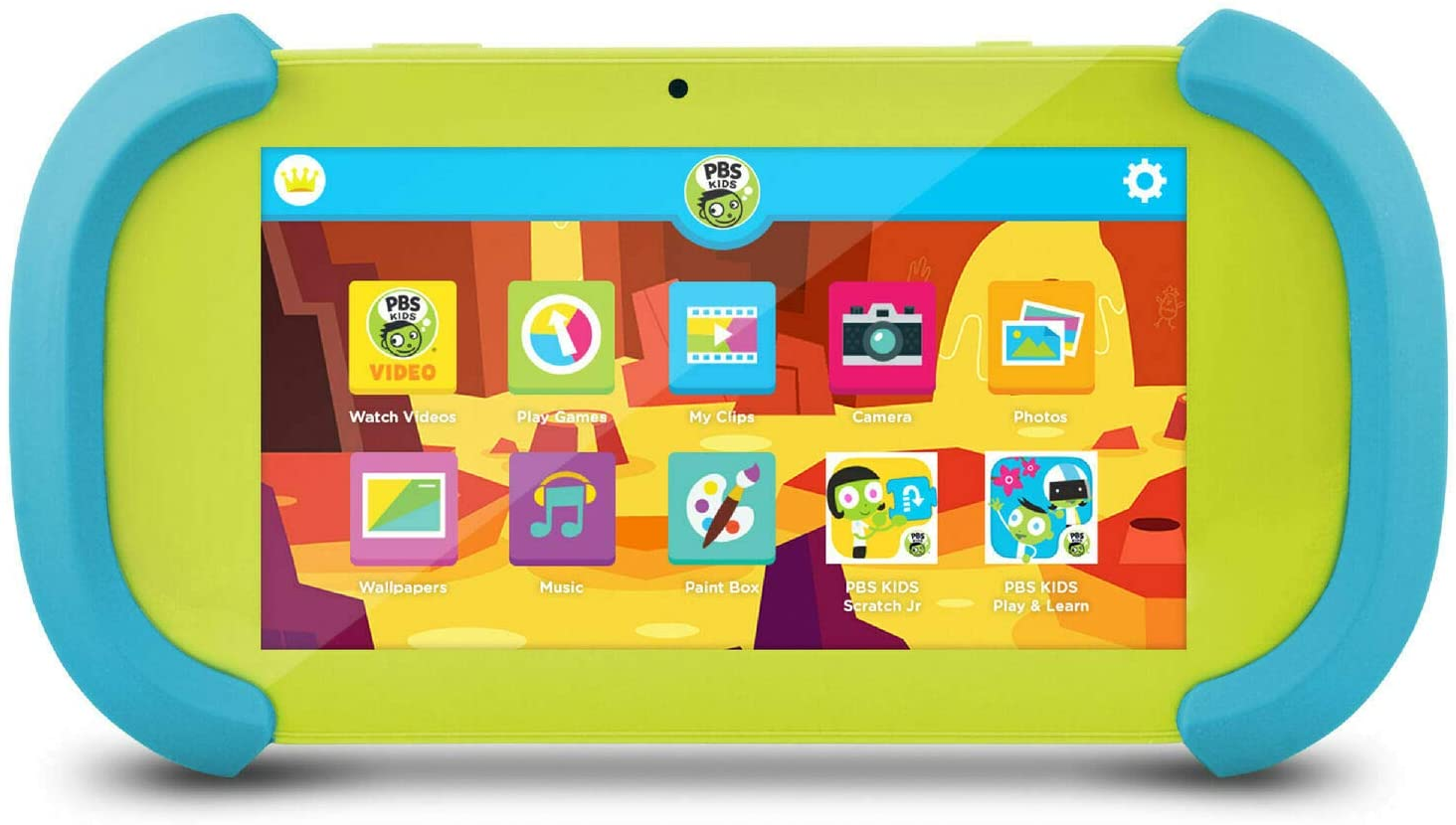 """EMATIC 7"""" Android 6.0 Mrshmllw Tablet / PBSKD12"""
