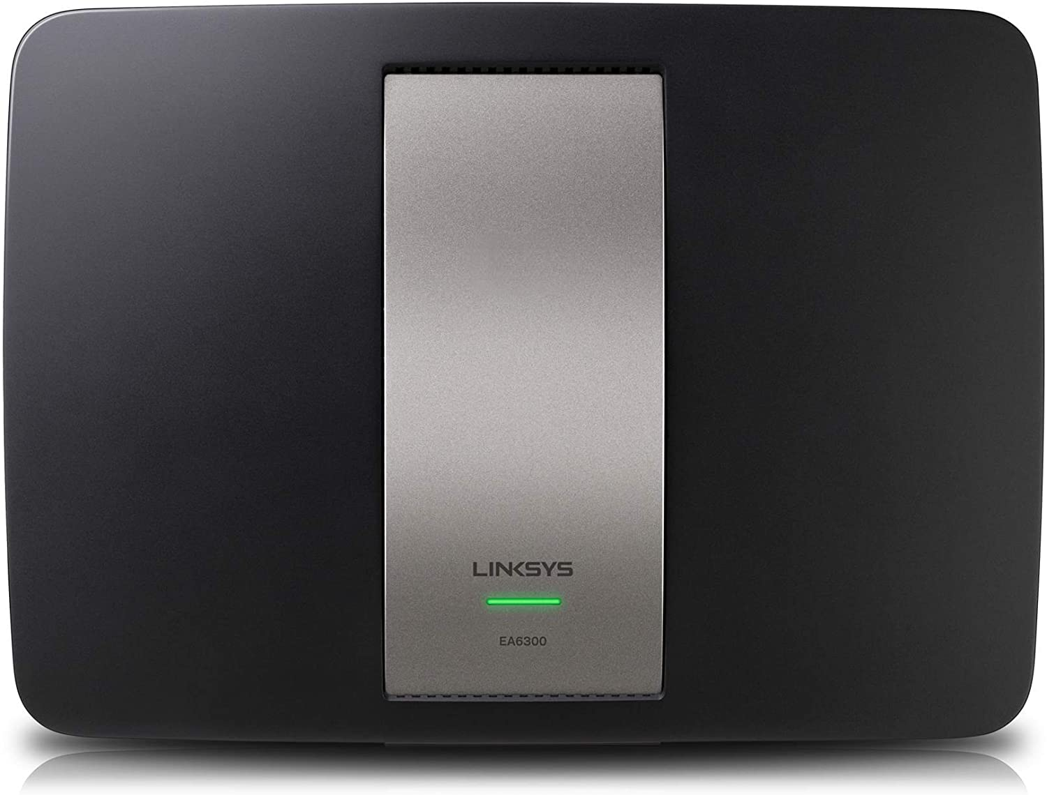 Linksys AC1200 Wi-Fi Wireless Dual-Band+ Router with Gigabit & USB Ports, Smart Wi-Fi App Enabled to Control Your Network from Anywhere (EA6300)