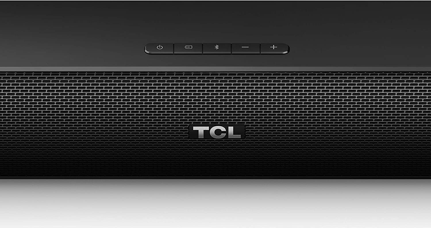 TCL Alto 5+ 2.1 Channel Home Theater Sound Bar with Wireless Subwoofer